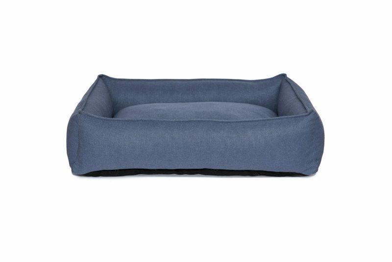 Blue Dog Lounger Dog Bed